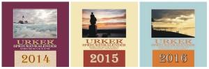 Afbeelding van de Urker Spreukenkalender 2014, 2015 en 2016